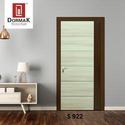 Dormak 84 Inch S-922 Decorative Laminated Wooden Door, For Home,Hotel etc