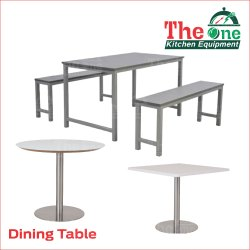 The One Ss Dining Table, For Hotel