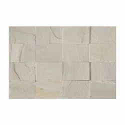 White Limestone Tile, 10-15 Mm