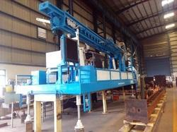 Skid Mounted Bore Well Drill Rig