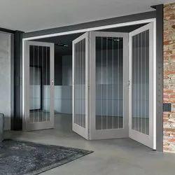 Four Folding Doors