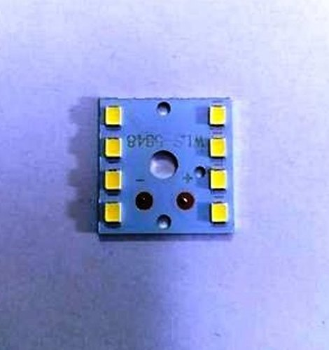 Aluminum 7 Watt MC PCB with Edition LED, 100MA only 6 Rs