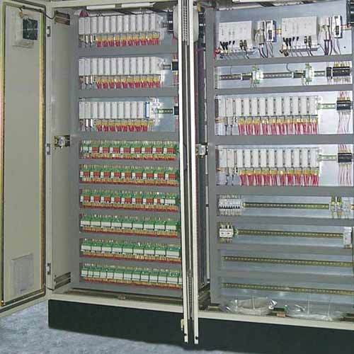 Single Phase Mimic Control Panels, For Industrial