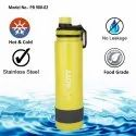 Probott Stainless Steel Double Wall Vacuum Flask Bang Water Bottle 900ml (PB 900-03)