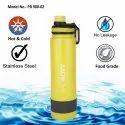 Probott Stainless Steel Double Wall Vacuum Flask Bang Water Bottle 900ml (PB 900-03)