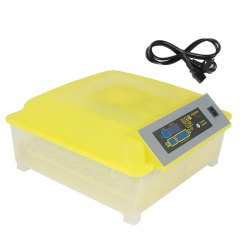 TM&W- 48/56  Digital Egg Incubator Automatic Turning Temperature Humidity Control-UK Plug