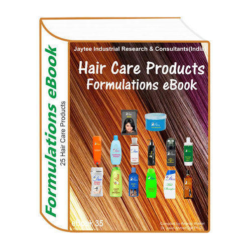 term paper on industrial manufauture of hair cream