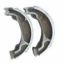 Aluminum Two Wheeler Brake Shoe