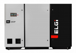 90 to 160 kW EG Series Screw Compressors