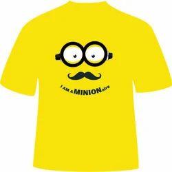Cotton Digital T Shirt Printing Service