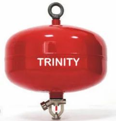 Trinity Mild Steel Modular Clean Agent Fire Extinguisher, For Industrial, Capacity: 2Kg
