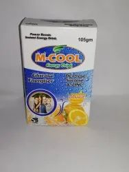M-COOL Orange Energy Drink, Pack Size: 105GM, Packaging Size: 105m Powder