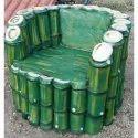 FRP Bamboo Bench