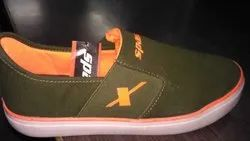 Sparx Green Casual Shoes