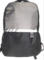 HP Non Woven Essentials Polyester Black, Grey Laptop Backpack