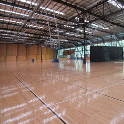 Basket Sports Flooring Services