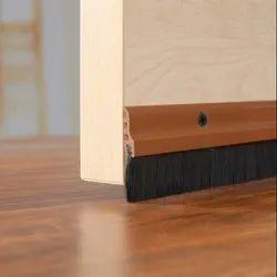 37 Inch Long Chocolate Deco Home Door Seal