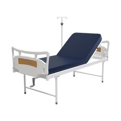 Ward Care Beds  - (Wcb - 302) - Adjustable Head Rest Ward Care Beds