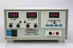 Electrophoresis Programmable Power Supply 300V/400mA