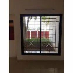 Wooden Door Glass, Thickness: Upto 10 Mm