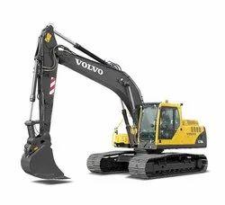 Volvo EC210B Crawler Excavator, 22 ton, 167 hp