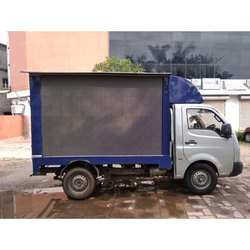 LED Van Advertising Service