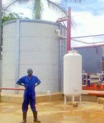 Industrial Effluent Automatic Effluent Water Treatment Plants