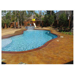 Swimming Pool Deck Flooring Service, Kochi And Kerala