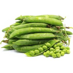 A Grade Organic Green Peas, Bag