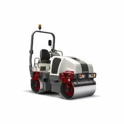 Dynapac CC125 Double Drum Vibratory Roller