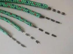 Indinnia Fishing Lead Core Rope