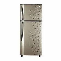 LG & Godrej Plastic & Stainless Steel Gas Charging In Double Door Refrigerator