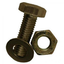Mild Steel Bolts and Nuts