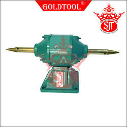 Single 2800 RPM Gold Tool Polishing Motor, 230 V, Power: 0.09 kW