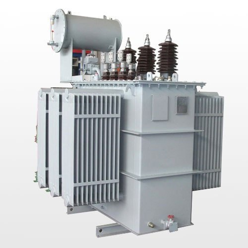 Mild Steel Single Phase Electrical Power Transformer