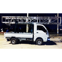 Vehicle Mounted Aluminum Tiltable Tower Ladder