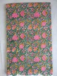 Jaipuri Hand Block Print Cotton Fabric