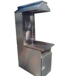 Work Top Shawarma Machine