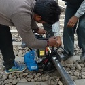 Lightweight Rail Drilling Machine RDSO Approved