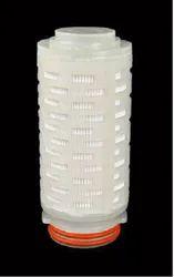 KEL White PTFE Membrane Cartridge Filter