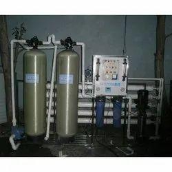 2500 LPH Industrial RO Plant