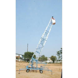 SKL Aluminium Extendable Tower Ladder