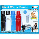 Steel Water Bottle H-118