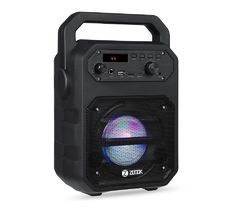 Zoook ZK-ZB-RK-Thunder Bluetooth Speaker With Karaoke Mic