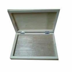 Wooden Gift Storage Box