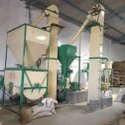 SEMIAUTOMATIC FLOUR MILL