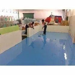 Installation PU Flooring Service