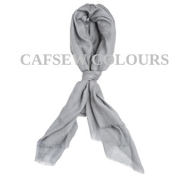 Plain Cashmere Scarves