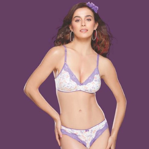 Paris Beauty 1075 Hosiery Bra Panty Set fe6d00ba6
