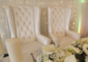 Wedding White Chair
